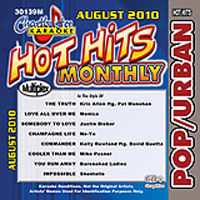 Karaoke Korner - HOT HITS POP/URBAN
