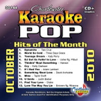 Karaoke Korner - POP HITS MONTHLY OCTOBER 2010