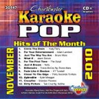 Karaoke Korner - POP HITS NOVEMBER 2010