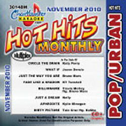 Karaoke Korner - Hot Hits Monthly Pop/Urban November 2010