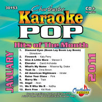 Karaoke Korner - POP HITS OF THE MONTH
