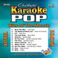 Karaoke Korner - APRIL 2011 POP