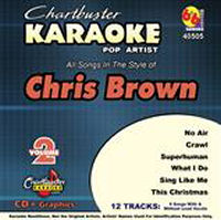 Karaoke Korner - Chris Brown - Vol. 2