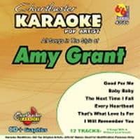 Karaoke Korner - AMY GRANT