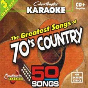 Karaoke Korner - 70'S COUNTRY #1