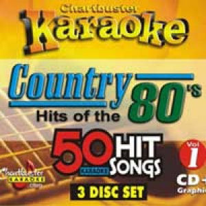 Karaoke Korner - 80'S COUNTRY HITS