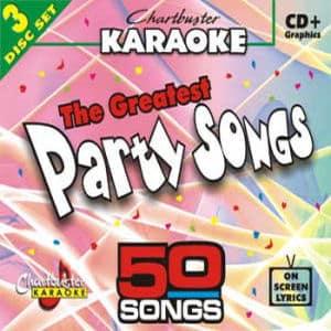 Karaoke Korner - PARTY HITS