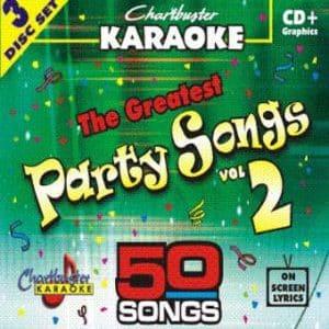 Karaoke Korner - PARTY HITS #2