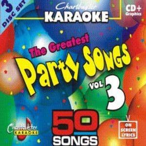 Karaoke Korner - PARTY HITS #3
