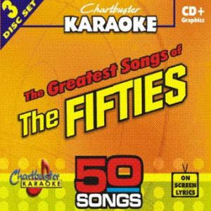 Karaoke Korner - THE FIFTIES HITS