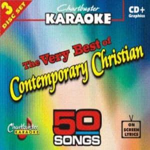 Karaoke Korner - The Very Best of Contemporary Christian