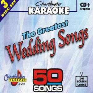 Karaoke Korner - Wedding Songs