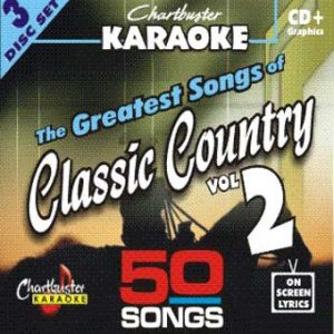 Karaoke Korner - Country Classics #2