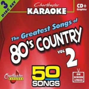 Karaoke Korner - 80's Country Hit's 2