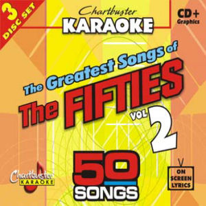Karaoke Korner - The Fifties Hits #2
