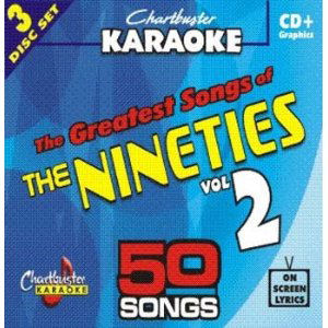Karaoke Korner - THE NINETIES HITS #2