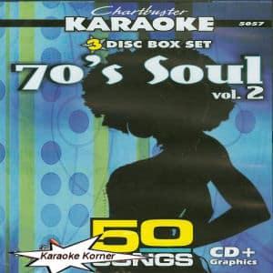 Karaoke Korner - 70's SOUL #2