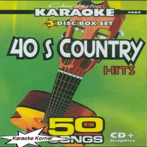 Karaoke Korner - 40's COUNTRY HITS