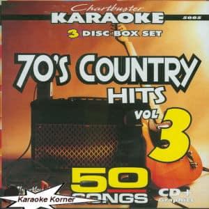 Karaoke Korner - 70's COUNTRY HITS #3