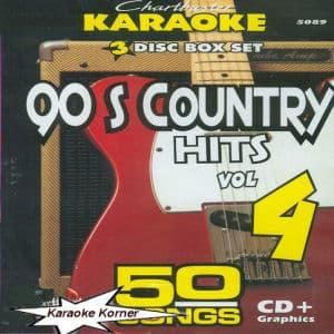 Karaoke Korner - 90's COUNTRY HITS #4