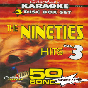 Karaoke Korner - THE NINETIES HITS #3