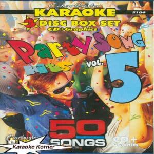 Karaoke Korner - PARTY HIT #5