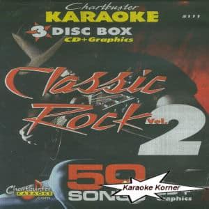 Karaoke Korner - CLASSIC ROCK #2