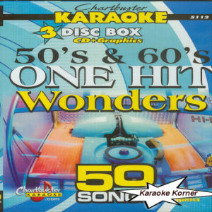 Karaoke Korner - 50 & 60'S ONE HIT WONDERS
