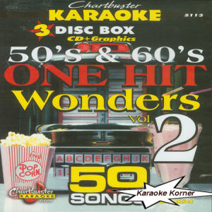 Karaoke Korner - 50 & 60'S ONE HITS WONDERS #2