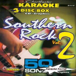 Karaoke Korner - Southern rock Vol. 2