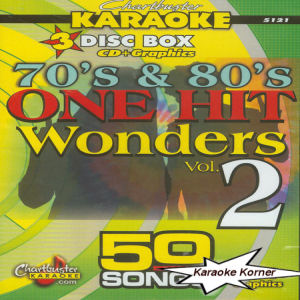 Karaoke Korner - 70 & 80'S ONE HIT WONDERS #2