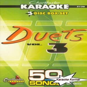 Karaoke Korner - DUET SONGS #3