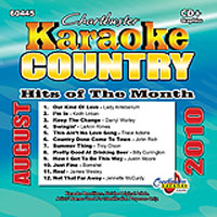Karaoke Korner - COUNTRY HITS