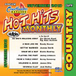 Karaoke Korner - Hot Hits Monthly Country November 2010