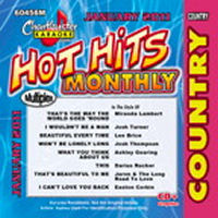 Karaoke Korner - HOT COUNTRY HITS OF THE MONTH (MULTIPLEX) JAN 2011