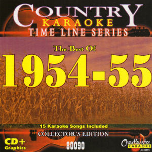 Karaoke Korner - The Best of Country 1954-1955