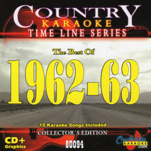 Karaoke Korner - Best of Country 1962-1963