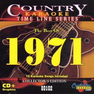 Karaoke Korner - Best Of Country 1971