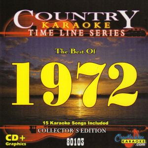 Karaoke Korner - Best Of Country 1972