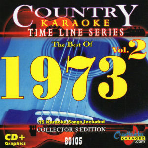 Karaoke Korner - Best Of Country 1973 Vol. 2