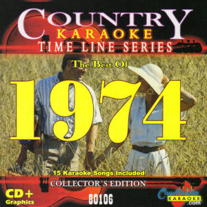 Karaoke Korner - Best Of Country 1974