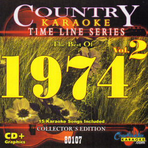 Karaoke Korner - Best Of Country 1974 Vol. 2