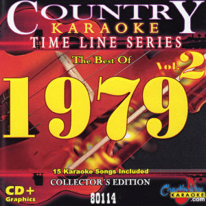 Karaoke Korner - Best Of Country 1979