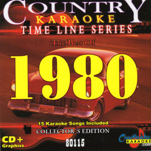 Karaoke Korner - Best Of Country 1980