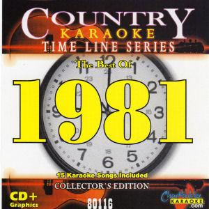 Karaoke Korner - Best Of Country 1981
