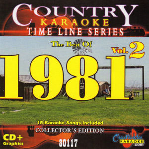 Karaoke Korner - Best Of Country 1981 Vol. 2
