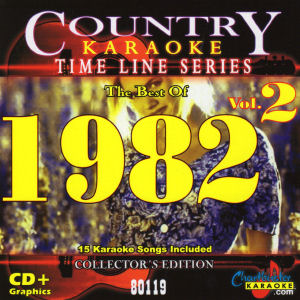 Karaoke Korner - Best Of Country 1982 Vol. 2