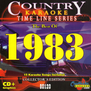 Karaoke Korner - Best Of Country 1983