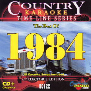 Karaoke Korner - Best Of  Country 1984