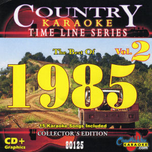 Karaoke Korner - Best Of Country 1985 Vol. 2